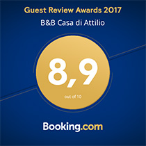 Casa di Attilio Badge Booking